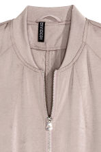 Bomber jacket - Light mole -  | H&M CN 2