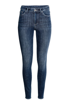 360 Shaping Skinny High Jeans