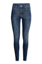 360° Shaping Skinny High Jeans - 牛仔蓝 - Ladies | H&M CN 1