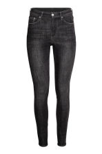 360° Shaping Skinny High Jeans - Negro washed out - MUJER | H&M ES 1