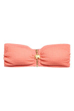 Bikini top - Apricot - Ladies | H&M IE 2