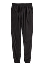 Harem pants - Black - Ladies | H&M 2