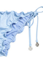 Bikini bottoms - Light blue - Ladies | H&M CA 4