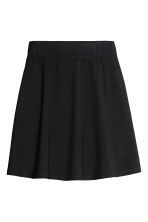 Bell-shaped skirt - Black - Ladies | H&M 2