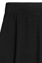 Bell-shaped skirt - Black - Ladies | H&M 4