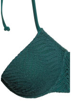 Top bikini - Verde smeraldo - DONNA | H&M IT 3
