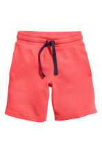 Sweatshirt shorts - Coral red - Kids | H&M 2