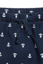 Jersey shorts - Dark blue/Anchor - Kids | H&M 2