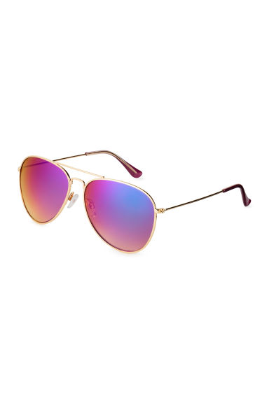 Sunglasses - Gold/Oily -  | H&M GB