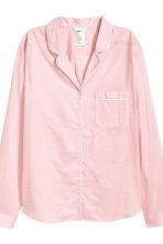 Cotton pyjamas - Pink/Patterned - Ladies | H&M CN 4
