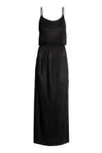 Maxi dress - Black - Ladies | H&M CN 2