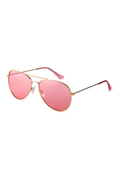 lunettes de soleil rose femme h m fr. Black Bedroom Furniture Sets. Home Design Ideas