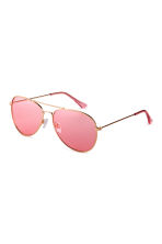 Sunglasses - Pink - Ladies | H&M 1
