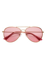Sunglasses - Pink - Ladies | H&M CA 2