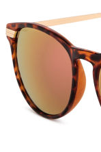 Sunglasses - Brown/Patterned/Pink - Ladies | H&M 3