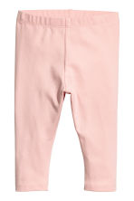 Jersey leggings - Light pink - Kids | H&M CN 1