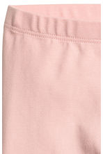Jersey leggings - Light pink - Kids | H&M CN 2