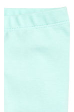 Jersey leggings - Mint green - Kids | H&M 2