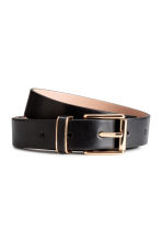 Belt - Black - Ladies | H&M CN 2