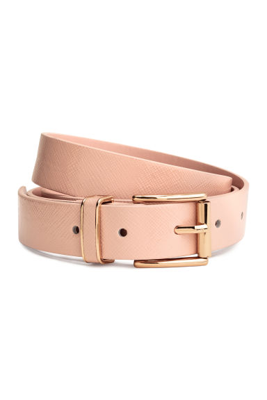 Belt - Powder pink - Ladies | H&M CA 1
