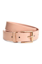 Belt - Powder pink - Ladies | H&M CN 1