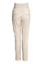 MAMA Chinos - Light beige -  | H&M 3