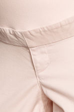 MAMA Chinos - Powder pink - Ladies | H&M 3