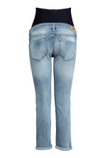 MAMA Skinny Ankle Jeans - Blu denim chiaro - DONNA | H&M IT 2