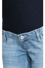 MAMA Skinny Ankle Jeans - Light denim blue/Trashed - Ladies | H&M CN 4