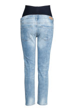MAMA Skinny Ankle Jeans - Light denim blue/Trashed - Ladies | H&M CN 3