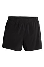 Running shorts - Black - Men | H&M IE 2