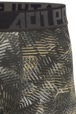 Sports boxer shorts - Black/Patterned - Men | H&M 3