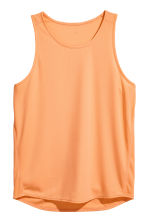 Running top - Orange - Men | H&M 2