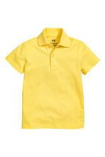 Polo - Giallo -  | H&M IT 2