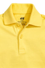 Polo - Giallo -  | H&M IT 3