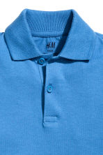 Polo衫 - Bright blue -  | H&M 3