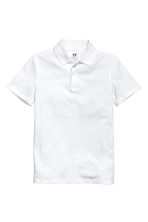 Polo shirt - White - Kids | H&M 2