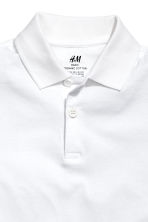 Polo shirt - White - Kids | H&M CN 4
