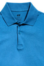 Polo shirt - Cornflower blue - Kids | H&M CN 3