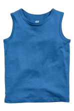 2-pack tops - Bright blue - Kids | H&M 3
