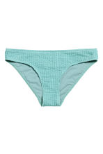 Bikinislip - Turkoois - DAMES | H&M BE 2