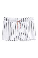 Jersey pyjamas - White/Striped - Kids | H&M 2