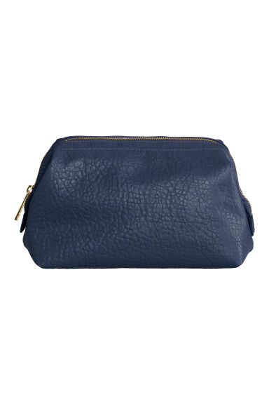 Wash bag - Dark blue - Ladies | H&M IE 1
