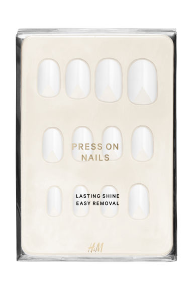 Press On Nails Tip Of The Iceberg Las H M