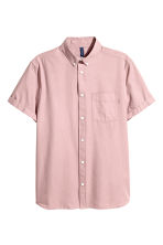 Chemise Regular fit - Rose ancien - HOMME | H&M BE 2