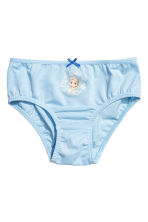 7-pack cotton briefs - Powder pink/Frozen - Kids | H&M 2