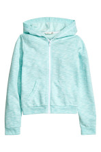 LIght turquoise marl