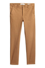Chinos Skinny fit - Dark mustard yellow - Men | H&M 2
