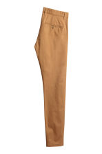 Chinos Skinny fit - Dark mustard yellow - Men | H&M 3
