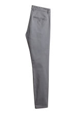 Chinos Skinny fit - Dark grey - Men | H&M CN 2